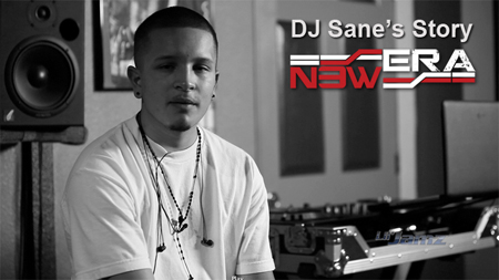 DJ Sane's Story - N3W ERA, Monster Cable Lil Jamz